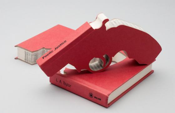 Book Guns by Robert The
