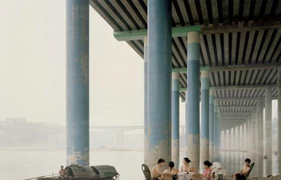 "Opening: Nadav Kander ""Yangtze–The Long River"" @ Flowers Gallery, NYC"