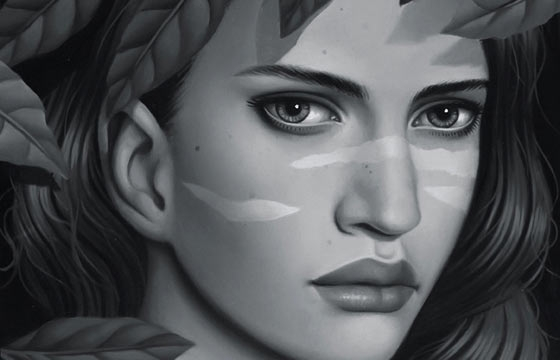 "Sarah Joncas & Camilla d'Errico ""Beauty in the Breakdown"""