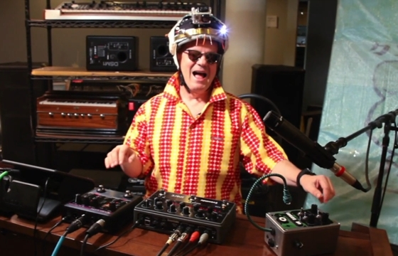 Watch: Mark Mothersbaugh has a Wild Imagination and Good Advice