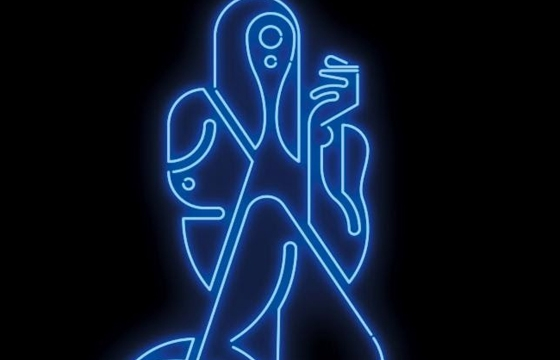"Ryan McGinness ""Figure Drawings"" @ Pace Prints, NYC"
