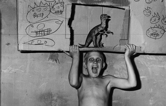 The Photography of Roger Ballen