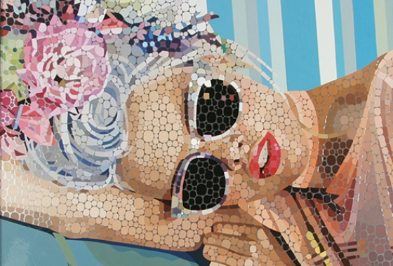 "Paul Normansell ""Eye of the Beholder"" @ Distinction Gallery"
