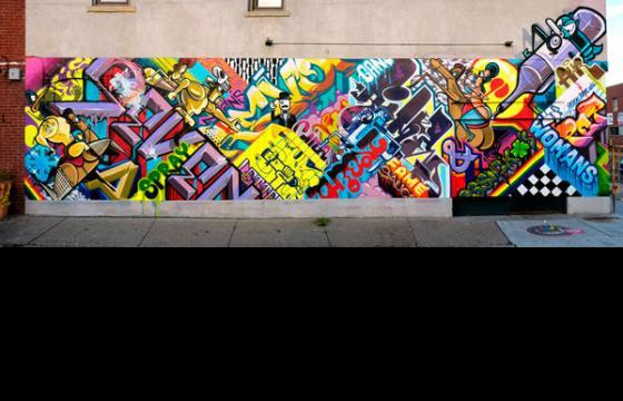 """A MAN's THREAT & A WOMAN's PET"" by Revok & Rime"