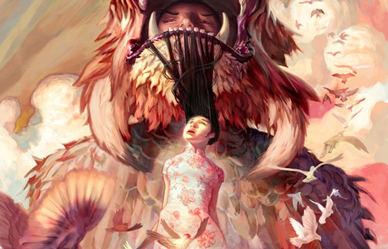 Inside the Imagination of Jon Foster