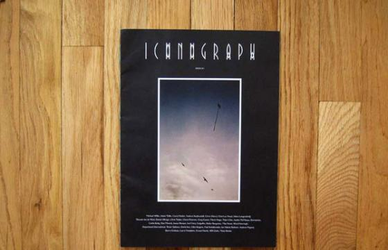 A look at Iconograph Magazine #2