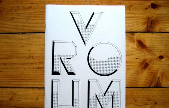 'Vroum': Baptiste Virot's Illustrated Zine