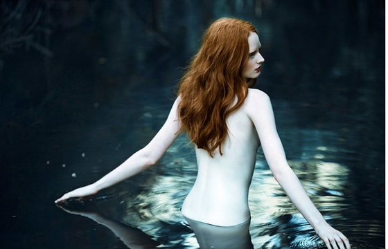 The Erotic Works of Beijing's Zhang Jingna