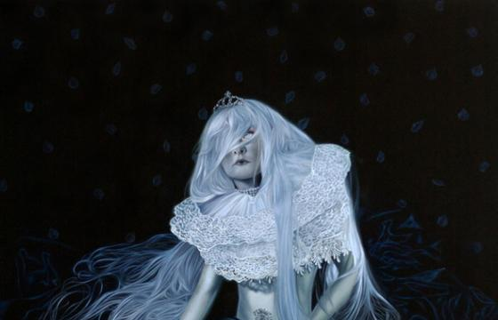 David Stoupakis and Tom Bagshaw at Corey Helford Gallery