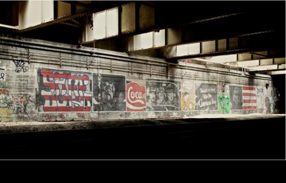 "A look back at the ""Coca-Cola mural"" by Chris ""Freedom"" Pape"