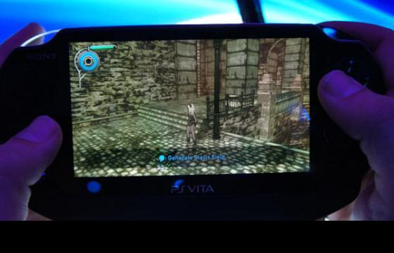 Juxtapoz @ E3 2012: Small Screen, Big Fun