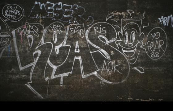 In Graffiti: Spotlight on REAS