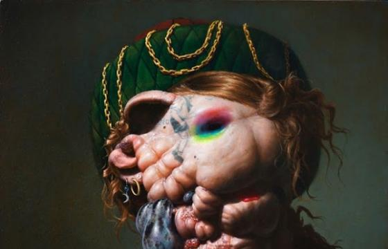 The Paintings of Christian Rex van Minnen