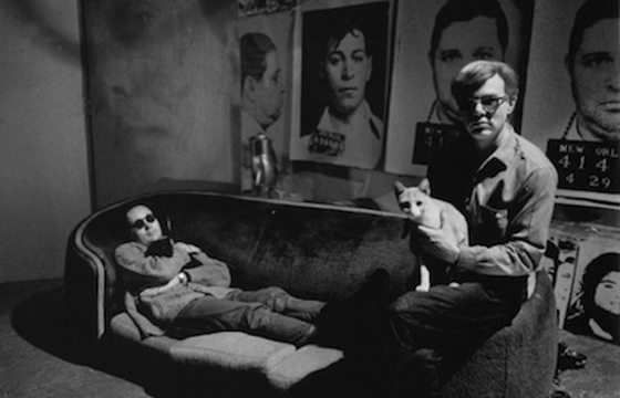 Famous Artists and Their Cats