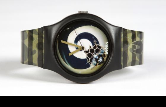 "Greg ""Craola"" Simkins Limited Edition Vannen Artist Watch"
