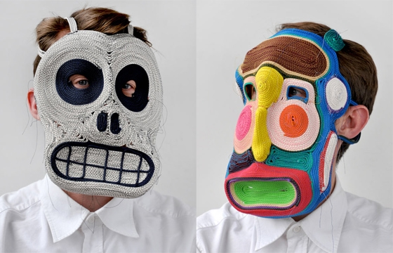 Studio Bertjan Pot's Masks