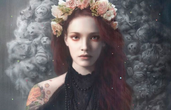 The Art of Tom Bagshaw