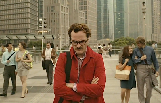 """Her"": A Spike Jonze Love Story"