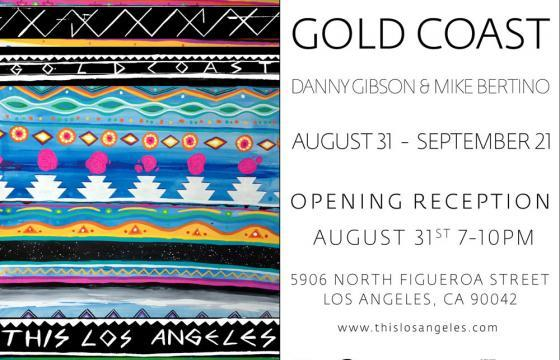 Opening:  Daniel Gibson & Mike Bertino @ THIS, Los Angeles