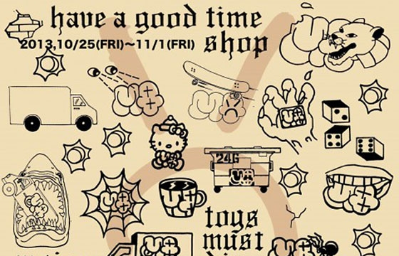 MQ @ Have a Good Time Shop