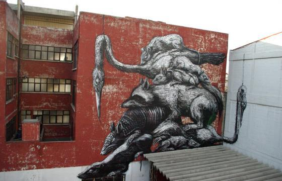ROA All Around Mexico