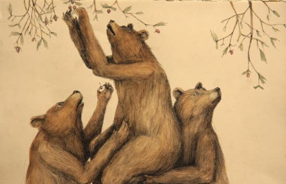 "Preview: Erica il Cane's ""We Were Living In the Woods"" at FIFTY24SF Gallery"