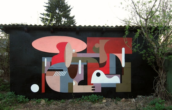 New wall by Alexey Luca