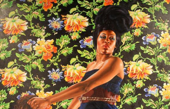 "Opening: Kehinde Wiley ""An Economy of Grace"" @ Sean Kelly Gallery, NYC"