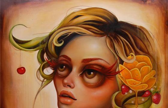Tati Suarez's Seductive Paintings