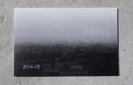 """Paris 2014-15"" zine by CarnageNYC"