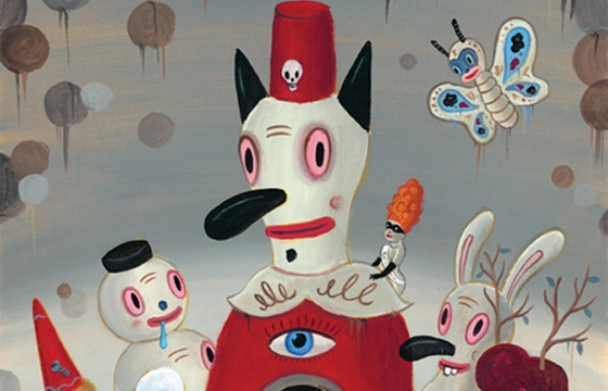 "Gary Baseman ""The Door is Always Open"" @ Skirball Cultural Center, Los Angeles"