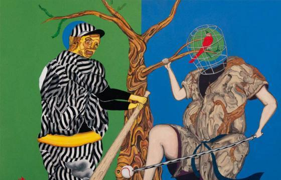 "Preview: Hiro Kurata ""This land was your land"" @ Ivory & Black, London"
