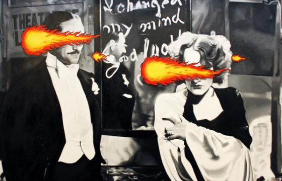 "Preview: Jason Bryant ""Smoke and Mirrors"" @ Porter Contemporary, NYC"