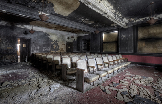 Photographing Abandoned Histories