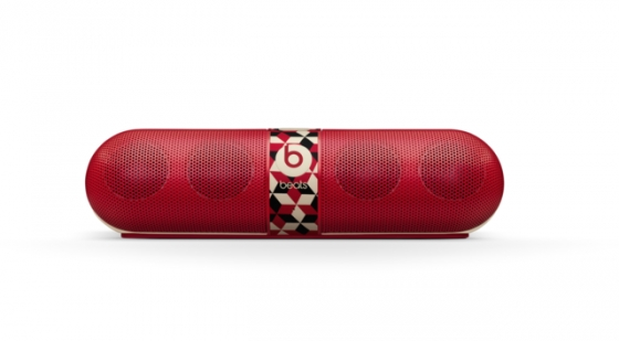 Beats x Barry McGee Pill Speaker