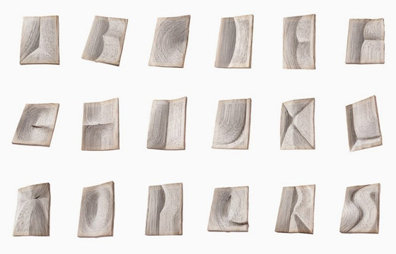 Typeface Created From Carved Japanese Books