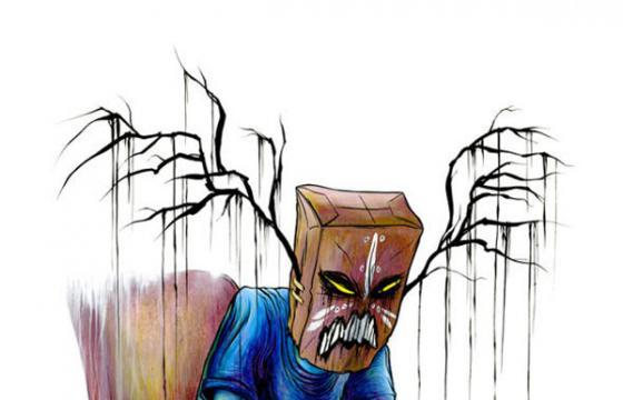 Exclusive Interview—Alex Pardee and his newest solo show VERTIGO