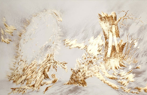Sarah A. Smith's Gold Drawings