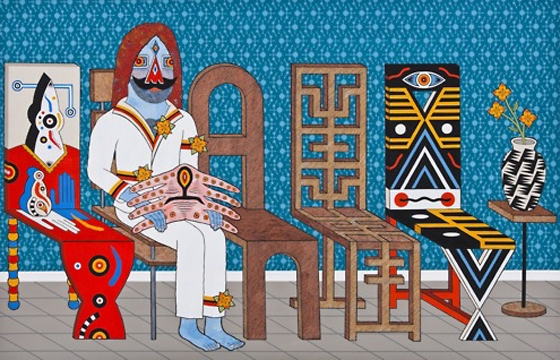 New Work by Matt Leines