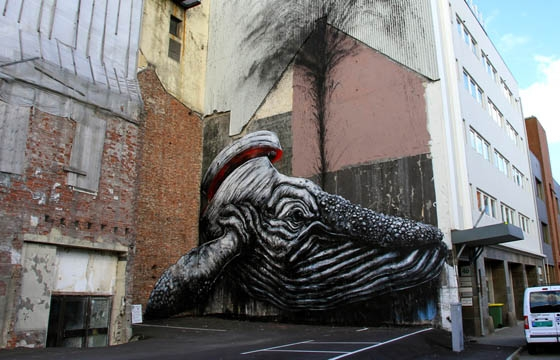 Nuart 2013: Street Pieces, Part 1