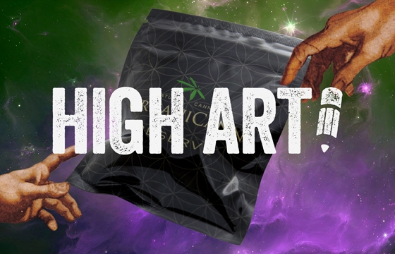 OrganiCann Presents: High Art, An Annual Arts Challenge Hosted By Juxtapoz