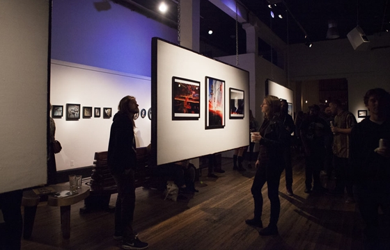 Opening: A One Night Photo Show with Teen Witch