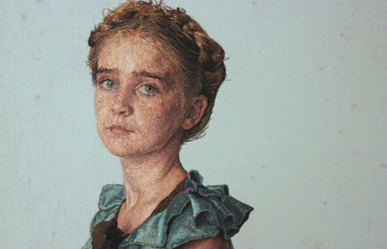 Beautiful Handmade Embroidered Portraits