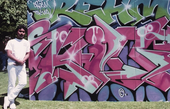 video: Bay Area Graffiti: The Early Years | KQED Arts