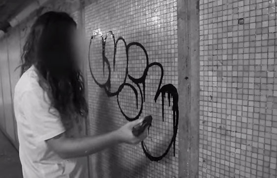 Video: Bombing with Lush