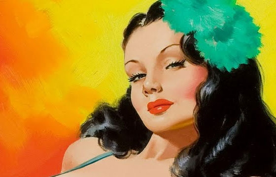 Peter Driben's Unforgettable Pin Ups
