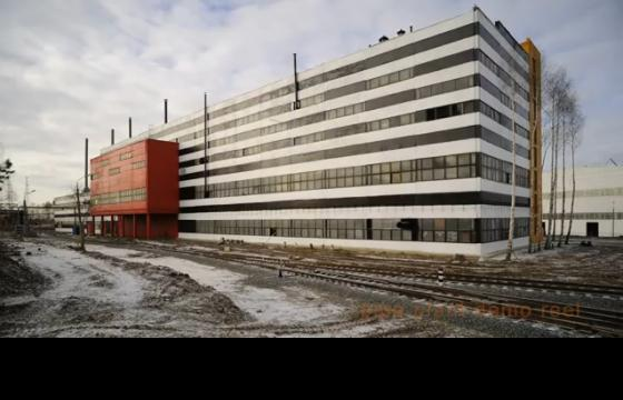 Timelapse: A Russian Pipe Plant Gets Painted