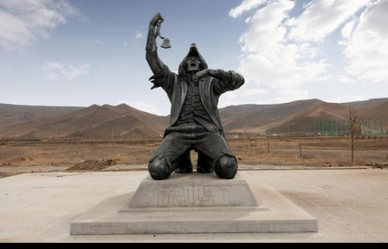 "Faile's ""Wolf Within"" in Mongolia"