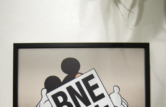 BNE over Mickey
