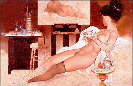 Fritz Willis' Pinups